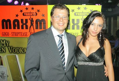 Roman Stern Nichtclub Maxim