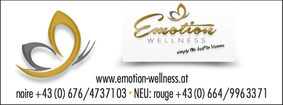 Logo und Kontakt zu Emotion Wellness