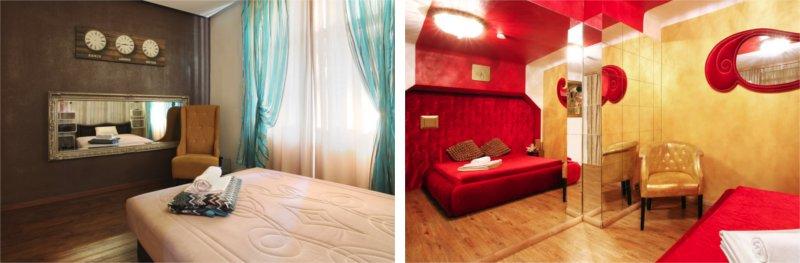 Simply Top - Zimmer 3 und Zimmer 5
