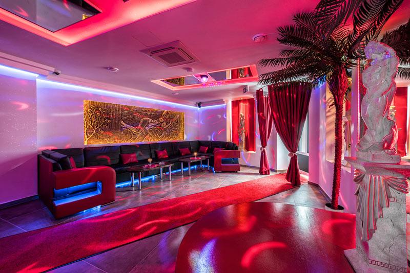 La Chica Lounge Wien Studio